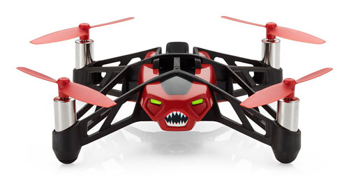 Parrot-Mini-Drone-red