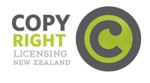 copyright licensing logo